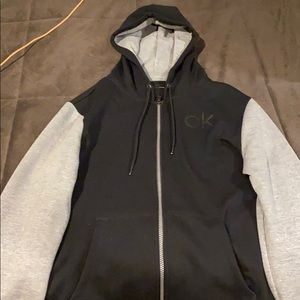 Calvin Klein Zip-Up